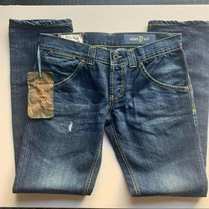 Dondup - Clay straight leg jeans